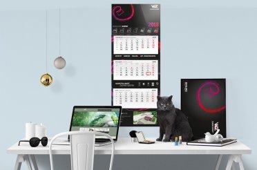 Kalendarze i kalendarzyki…